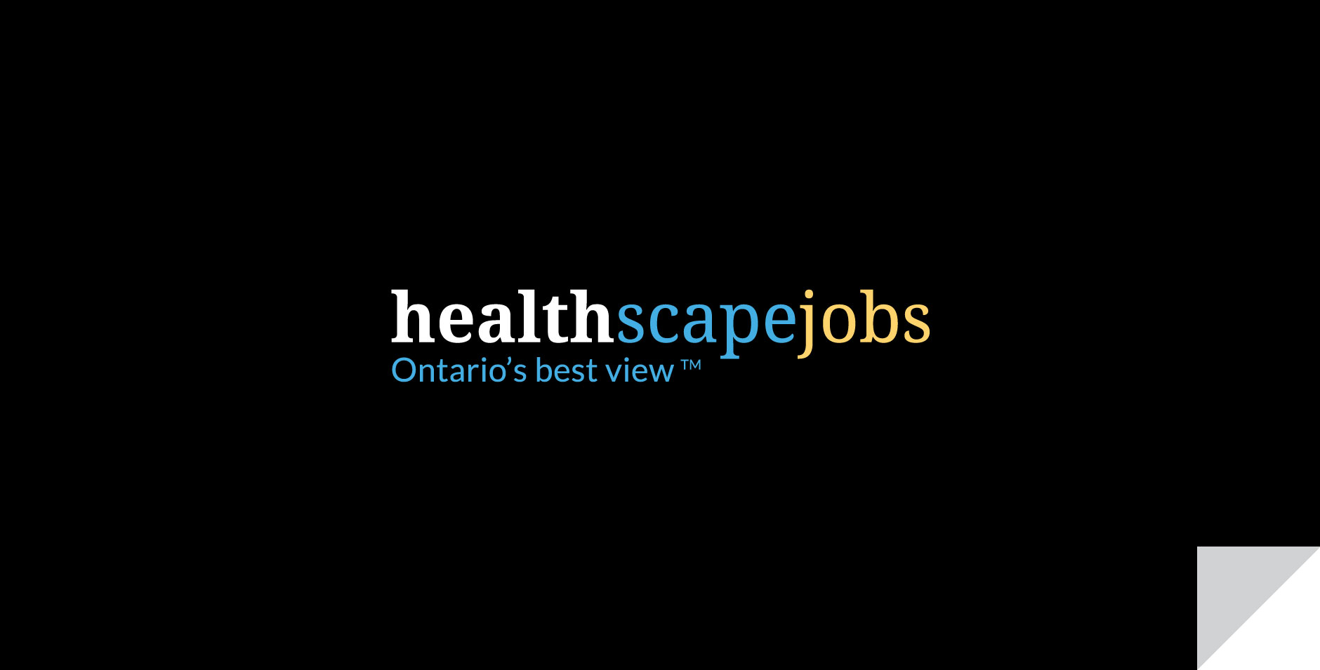 Healthscape jobs logo
