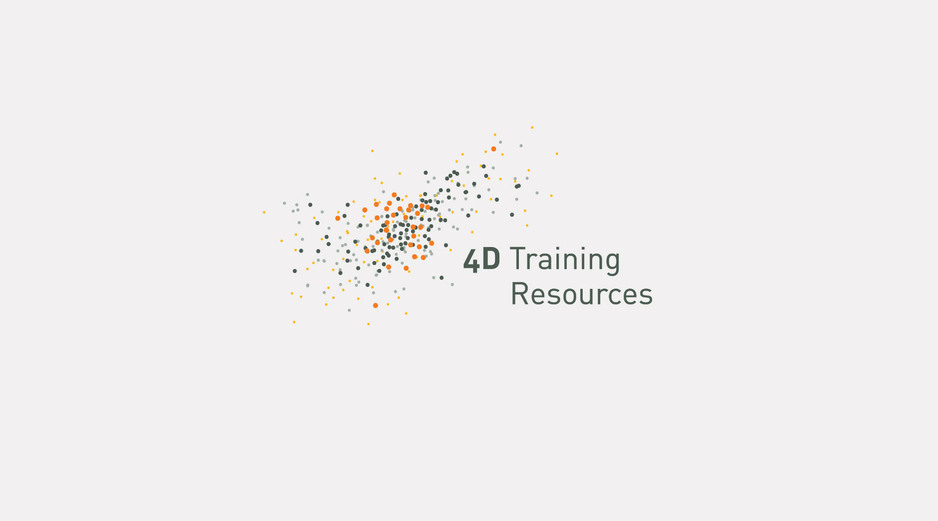 4D Training Resources